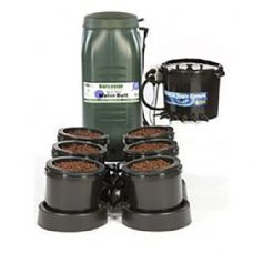 IWS Flood and Drain Basic 6 Pot System
